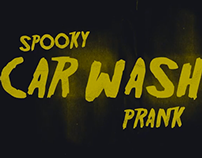 Ford - Spooky Car Wash Prank