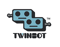 Twinbot Logo Works