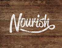 Nourish Branding and Ad Campaign