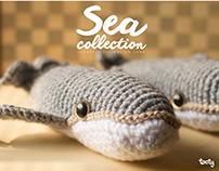 TOSTYTOYS SEA COLLECTION