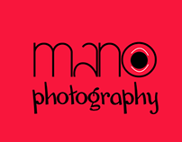 MANO photography Logo