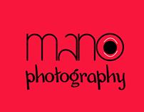 MANO photography Logo