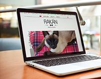 RAKÁN — branding & web design