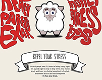 The Benefits of De-Stressing: Posters