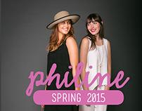 PHILINE | SS15 Lookbook
