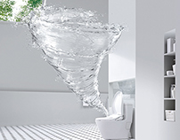 TOTO Waterspouts CGI