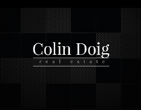 Colin Doig - Real Estate Website Redesign