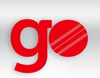 GoCricket Branding