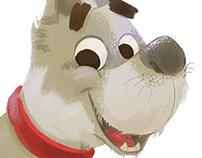 Dog - Wacom Webinar