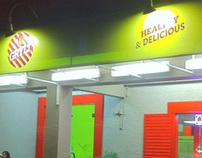 GRYLT Restaurant Branding