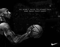 Nike Basketball: Kobe Comeback