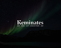 Keminates 2018/2019 Catalogue Design