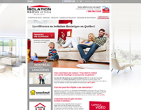 Isolation specialist website
