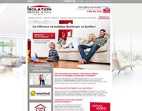 Isolation specialist website
