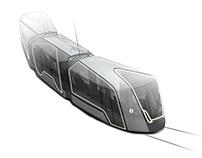 Concept tram ( Alstom work )