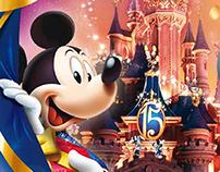 Disney brochure