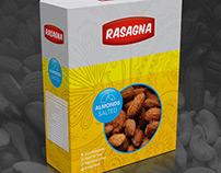 Rasagna Packaging Design