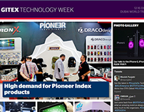 Khaleej Times - Gitex technology Week 2014