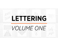 Lettering - Volume One