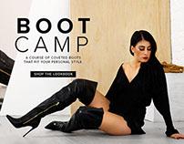 Boot Camp Lookbook
