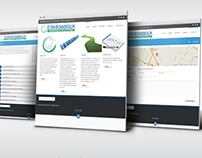 Website Development & Design - E2 Environmental, Inc.