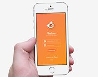 Feelme : the first color-motional social app