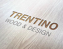 TRENTINO WOOD & DESIGN  corporate identity