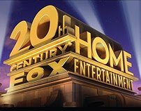 20th Century Fox Home Entertainment DVD/Blu-Ray covers