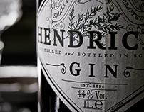 Hendrick's typeface
