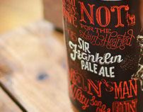 Sir Franklin Pale Ale