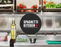 Spaghetti Kitchen website