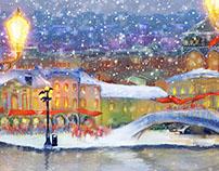 Natale a Chioggia. Christmas in Chioggia