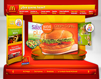 McDonalds MX