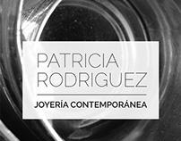 Patricia Rodríguez - Joyería contemporánea