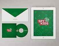 Spy Kids - logo & Identify