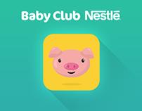 Baby Club Nestlé - Puzzle App