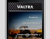App mobile project for AGCO/Valtra.