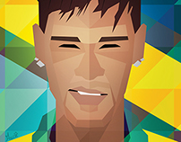 Ases de América - Neymar