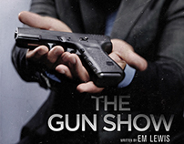 The Gun Show Theatrical Play Poster
