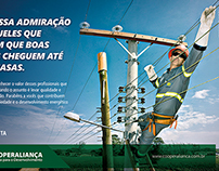 Dia do Eletricista Cooperaliança