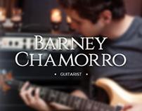 Barney Chamorro - Guitarist
