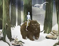 Tılsım-ı Kudret Forest Djinn