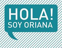 Oriana - Estudio de comunicación