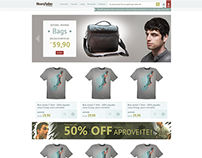 E-commerce Theme - Bodyka Theme