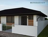 Bernolakovo - House bungalow