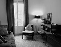 Interiorismo de apartamento en Barcelona