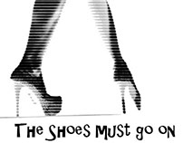 The shoes must go on