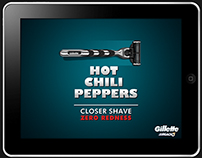 Gillette- Mach3 - Zero Redness