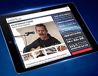 Chris Hadfield - Website