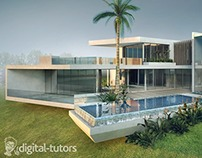 Modeling Architectural Exteriors in 3ds Max & V-Ray